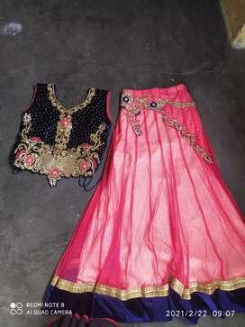 Lahenga for 12 year girls