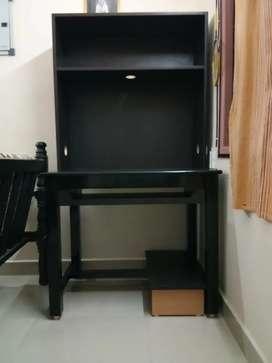 Duplex computer table