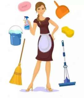 Dicari asisten rumah tangga