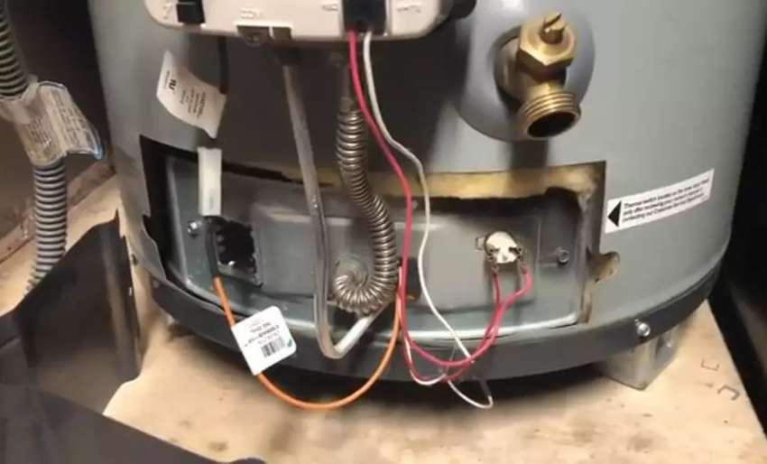 Service Rheem Water Heater Menteng 0