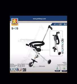 stroller roda 3 6-3thn