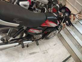 Gd condition new bike all paper is complete