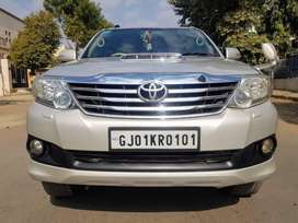 Toyota Fortuner 3.0 4x4 Automatic, 2012, Diesel