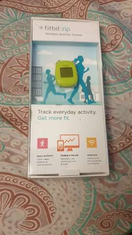 Fitbit Zip box packed