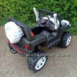Mobil Aki Anak Jeep Bugi Mainan Murah