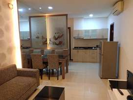 Sewa Apartemen Thamrin Residence Tipe City Home 2 Bedroom Furnished