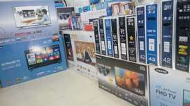 "BOX PACK 65""INC SAMSUNG ANDROID LED TV 2O TO 95INC AL SIZE  WARRANTY"