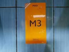 Paling Brand Baru Poco M3 6/128 GB