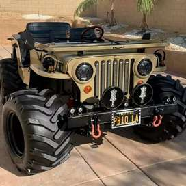 Rahul jeep modified-All type of open modified jeeps Deliver All india