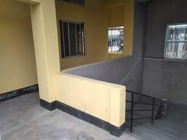 2 bedrooms and 1 hall 1 kitchen with attached bathroom