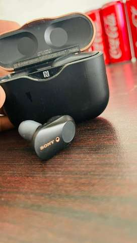 sony witeless earphones