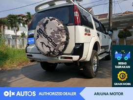 [OLX Autos] Ford Everest 2013 2.4 Solar M/T Putih #Arjuna Motor