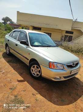 Hyundai Accent 2005 Diesel Well Maintained