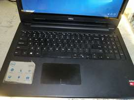 Dell inspiron 3000 amd A6. TOUCH SCREEN. 15 INCHES. DISPLAY 8gb ram.
