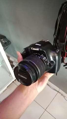 Canon 1100d no vignet
