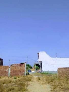 बल्लभगढ़ मेट्रो से एनएच 2 हाईवे टच प्लॉट आसान किस्तों में अपना घर बनाए