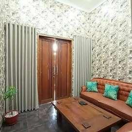 Gorden Gordyn Korden Tirai Hordeng Curtain Blinds Wallpaper C.364br
