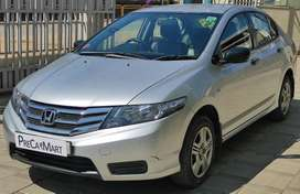 Honda City 2011-2013 E, 2013, Petrol