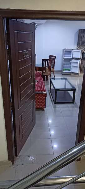 One Bed Furnished Appartment Available For Rent In Bahria Town Lahore