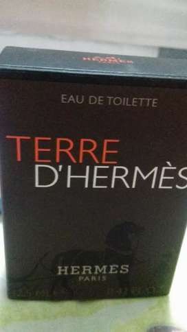 Parfum eau de toilette hermes, made in france