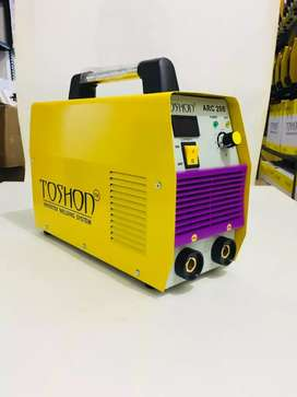 All type of Welding machines available