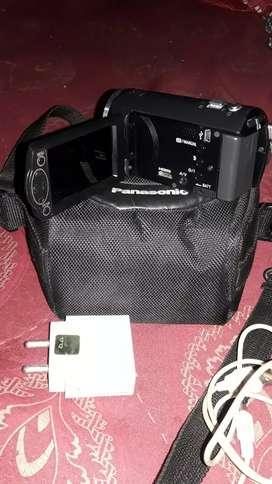 Panasonic videos camera