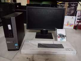 Dell i5 PC 4gb ram 500gb hdd 2gb graphics Card orignal only cpu price@