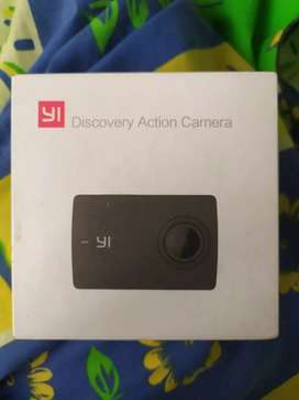 Action Cam Yi Discovery