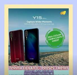 VIVO Y15 RAM 4 INTERNAL 64