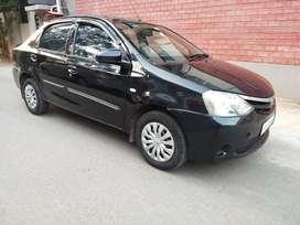 Toyota Etios 2010-2012 GD, 2012, Diesel