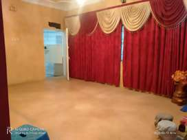 Two bed lounge renovated for rent in block M with sweet water