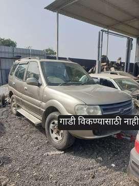 Tata Safari not for sale