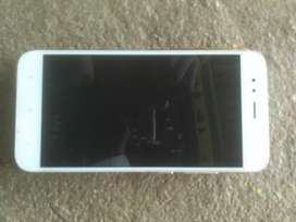 Mi a1 neat condition less used mobile