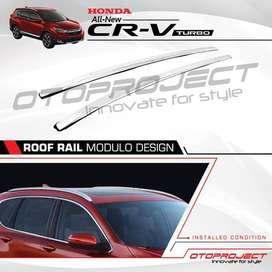 Roof Rail  CRV 2017 Model Modulo^^KIKIM VARIASI^^