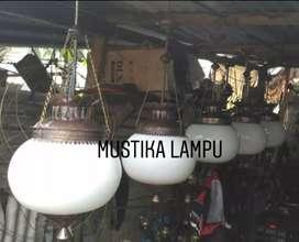 Lampu Antik Asli Kuningan Beli 4 Gratis 1 Lampu Gantung Klasik