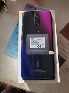 Oppo f11 pro mobile phone