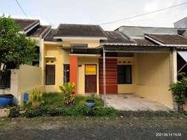 Dijual Rumah ASRI di Mulyorejo Residence, Malang LT/LB - 95M2/40M2