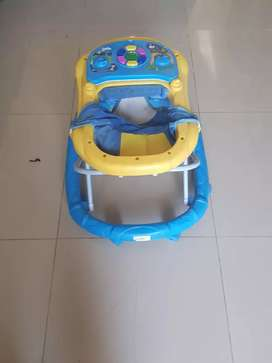 Kids walker in good condition