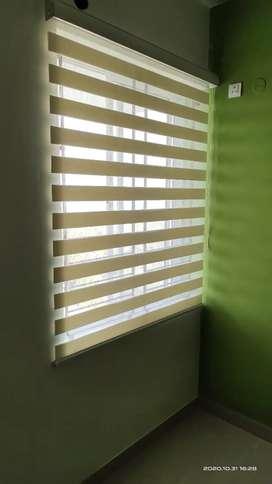 Zebra blinds, Roller blinds, Curtains:SUPER discounf offer