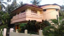 Indipendant Villa For Rent in Thrissur town