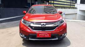 honda crv 2.0 i v-tech facelift matic 2017