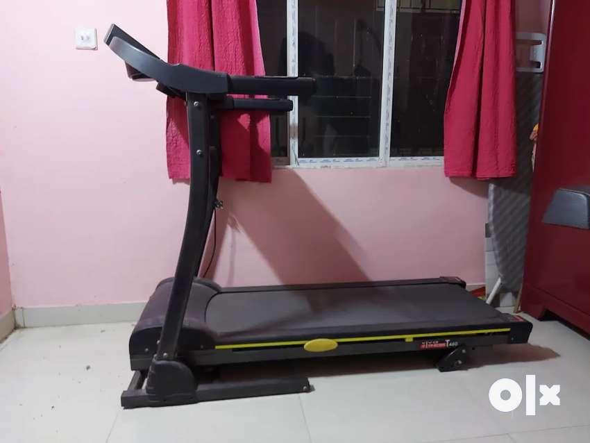 treadmill cross trainer 0