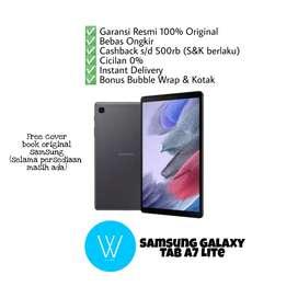 Samsung Tab A7 Lite, Ram 3/32Gb, Baru dan Segel, Garansi resmi SEIN