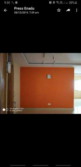 Ready to occupy brand new 2 BHK flat