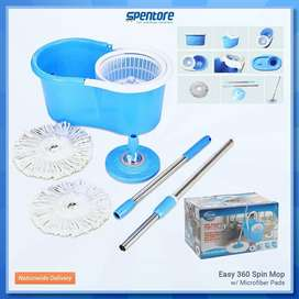 Easy 360 Spin Mop Double Drive Spin Mop