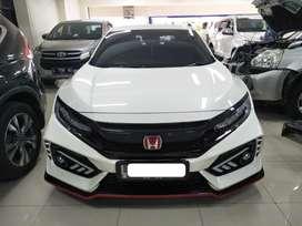 Honda Civic Turbo E 1.5 Automatic 2018 Super Istimewa