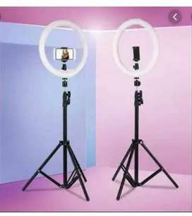 26 cm Ring light   with 7 feets tripod in wholesale price