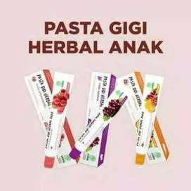 Pasta Gigi Herbal Anak