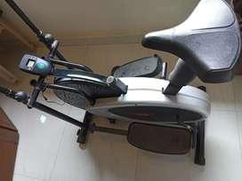 Gym Cycle Cum Threadmill