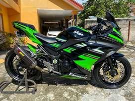 Kawasaki ninja 250fi 2016 special edition